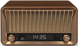 Philips TAVS700/10 hnědý