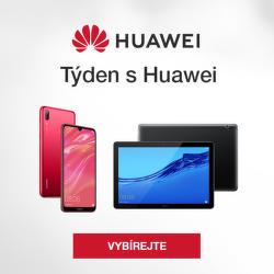 Týden se značkou Huawei - akční ceny na vybrané produkty.
