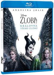 Zloba: Královna všeho zlého - Blu-ray film