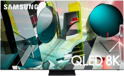 Samsung QE85Q950TS (2020) televize vystavený kus splnou zárukou