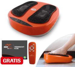 VibroLegs masážní přístroj nohou