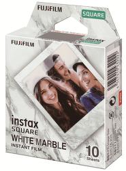 Fujifilm Instax Square White Marble fotopapír 10 ks