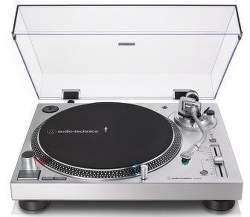 Audio-Technica LP120X stříbrný