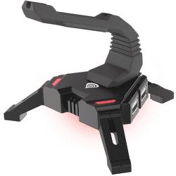 Genesis Vanad 300 držák na kabel s USB hubem