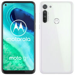 Motorola Moto G8 64 GB bílý