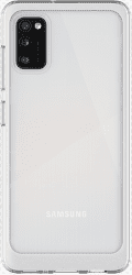 Samsung ochranné pouzdro pro Samsung Galaxy A41 transparentní