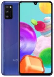 Samsung Galaxy A41 64 GB modrý