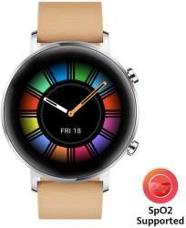 Huawei Watch GT 2 42 mm stříbrné
