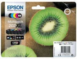 Epson 202 XL balení inkoustových náplní