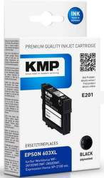 KMP E201 (Epson 603XL) Black