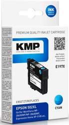 KMP E197X (Epson 502XL) Cyan