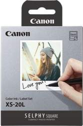 Canon XS-20L fotopapír pro Selphy Square QX10