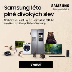 Samsung léto plné divokých slev