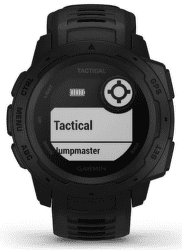 Garmin Instinct Tactical černý