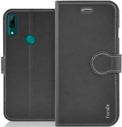 Fonex Identity flipové pouzdro pro Huawei P Smart Z černé