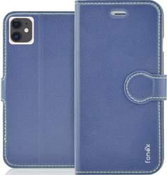 Fonex Identity flipové pouzdro pro Apple iPhone 11 modré