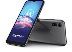 Motorola Moto E6s 32 GB šedý