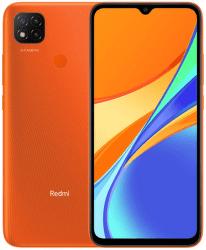 Xiaomi Redmi 9C 64 GB oranžový