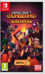 Minecraft Dungeons NS hra