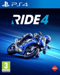 RIDE 4 PS4 hra