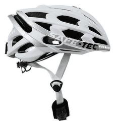 Safe-Tec TYR 3 M chytrá helma bílá