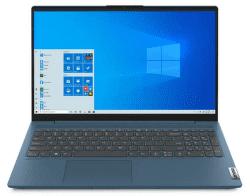 Lenovo IdeaPad 5 15IIL05 (81YK0042CK) modrý