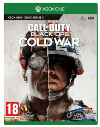 Call of Duty: Black Ops - Cold War Xbox One hra