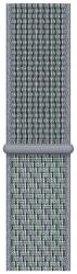 Apple Watch 44 mm Nike sportovní provlékací řemínek mlhavě obsidiánový