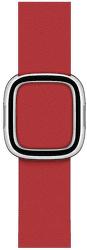 Apple Watch 40 mm řemínek s magnetickou přezkou šarlátový L