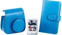 Fujifilm set pro Instax Mini 9, modrá