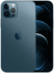 Apple iPhone 12 Pro 256 GB Pacific Blue tichomořsky modrý