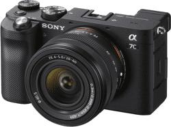 Sony Alpha A7C + 28-60 mm Kit černá