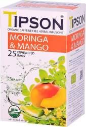 Tipson Bio Moringa Mango 37,5g bylinný čaj