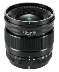Fujifilm XF 16 mm f/1.4 R WR