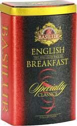 Basilur Speciality English Breakfast 100g černý čaj