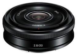 Sony E 20mm f/2.8 APS-C