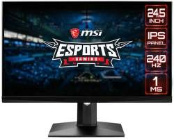 MSI Optix MAG251RX černý