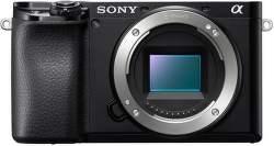 Sony Alpha 6100 tělo