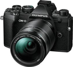 Olympus E-M5 Mark III + 14-150 mm EZ černá
