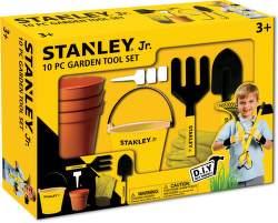 Stanley Jr. SG003-10-SY zahradní sada 10-dílná