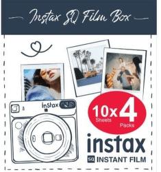 Fujifilm Square film 4 pack fotopapír