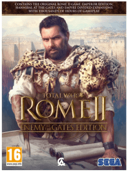 Total War: Rome 2 - Enemy at the Gates Edition - PC hra