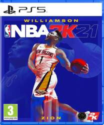 NBA 2K21 - PS5 hra