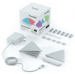 Nanoleaf Shapes Triangles Mini Starter Kit LED panely 5 ks
