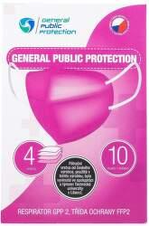General Public Protection FFP2 respirátor 10ks