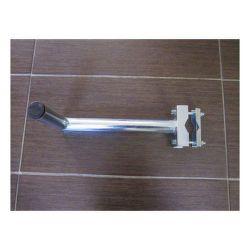 Držák paraboly - stožárový zadní, 30 cm