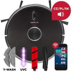 Concept VR3210 Real Force Laser UVC Y-Wasch 3 v 1