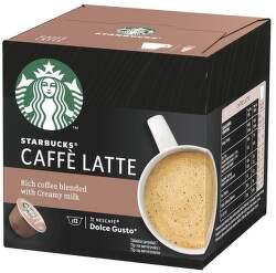 Starbucks Caffé Latte 12 ks