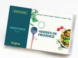 TREGREN Provence, Kapsle se semeny 6 ks