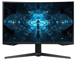 Samsung Odyssey G7 (LC27G75TQSRXEN) černý